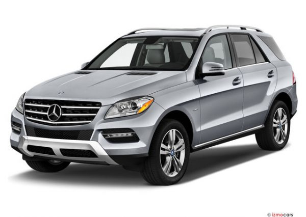 Аренда Mercedes-Benz ML350 в Алматы