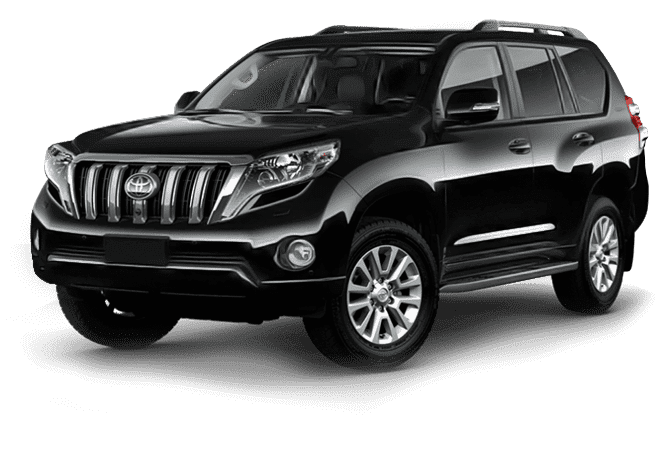 Аренда Toyota Land Cruiser Prado в Астане